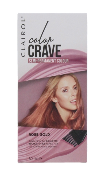 CLAIROL HAIR COLOR R.GOLD CRAVE 60ML