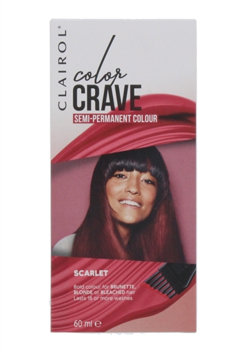 CLAIROL HAIR COLOR SCAR CRAVE 60ML