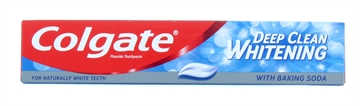 Colgate 75ml Toothpaste Deep Clean Whitening With Baking Soda