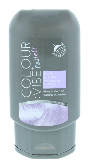 Colour Vibe 100ml Shampoo In Colour Lilac