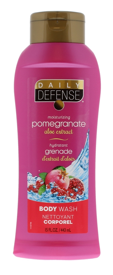 Daily Defense Shower Gel Pomegranate 443ml
