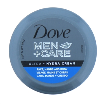 DOVE MEN+ CARE 75ML ULTRA HYDRA CREAM