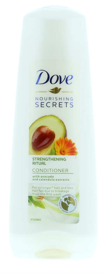 Dove 350ml Conditioner Strenghtening Ritual