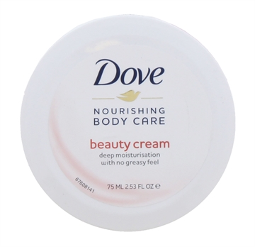 DOVE 75ML BEAUTY CREAM DEEP MOISTURISATION