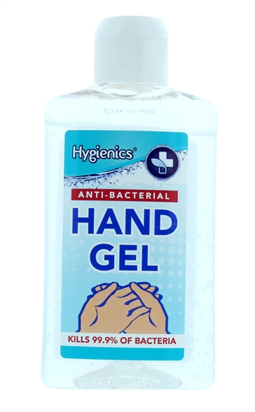 Hygienics 236ml Anti Bacterial Hand Gel 70%