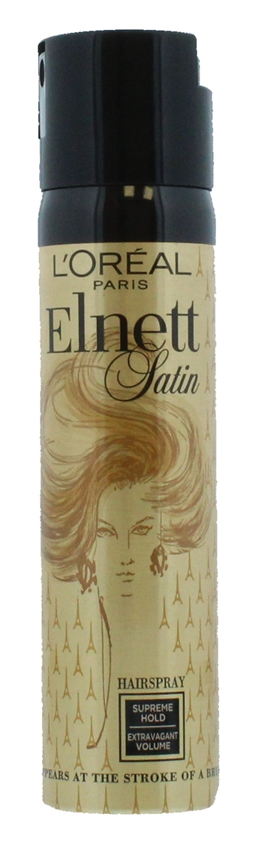 L'OREAL ELNETT HAIRSPRAY VOLUME EXCESS 75ML