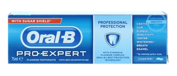 Oral B 75ml Toothpaste Pro Exp Clean Mint