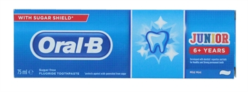 Oral B 75ml Junior 6+ Tandkräm