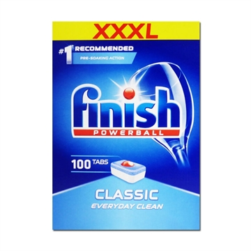 Finish Classic Opvasketabs 100 stk