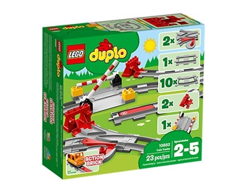 LEGO DUPLO Town 10882 Train Tracks