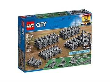 LEGO City Town 60205 Tracks