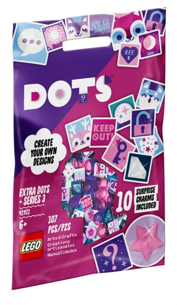 LEGO DOTS Extra DOTS – serie 3 (41921)