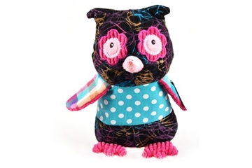 Teddy Owl, Patchwork