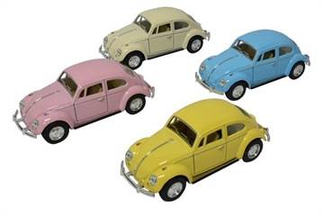 Car-VW Classic Bubbles Pastel (1967)