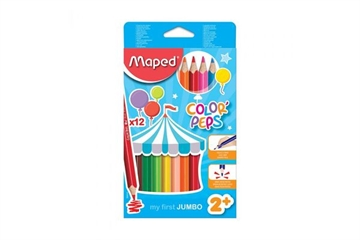 "Kritor, ""Color'Peps"", Maxi, 12 st"