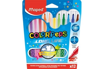 Maped Color'Peps Benetusser x12
