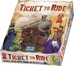 Ticket to Ride USA - Travel Size