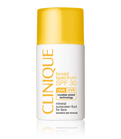 Clinique Mineral Sunscreen Liquid For Face SPF30 30ml