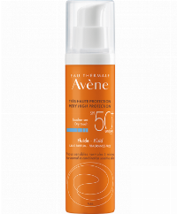 Avene Eau Thermale Very High Protection Fluid Spf 50+ Solskyddskräm Kropp 50ml