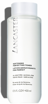 Lancaster Soft Perfecting Toner 400ml All Skin Types And Alcohol Free - Lily Nectar & Iris Florentina