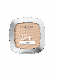 L'Oreal Paris Make-Up Designer True Match Powder - C1 Ivory Rose Ansiktspuder 1