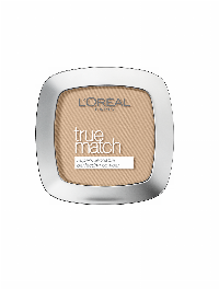 L'Oreal Paris True Match Powder N4 Beige Ansiktspuder 1