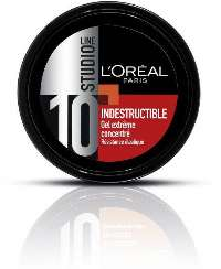 L'Oreal Paris Studio Line Indestructible Concentrated Extreme Glue - 150 ml - Gel hårgele Män