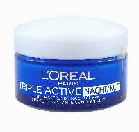 L'Oreal Paris Skin Expert Triple Active nattkräm 50 ml