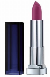 Maybelline Color Sensational Loaded Bolds - 886 Berry Bossy - Lipstick Läppstift Violett Matt