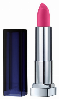 Maybelline Color Sensational Loaded Bolds - 882 Fiery Fuchsia - Lipstick Läppstift Rosa Matt