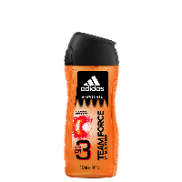 Adidas Shower 250ml 3in1 Team Force