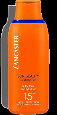 Lancaster Sun Beauty Silky Milk Sublime Tan SPF15 175ml