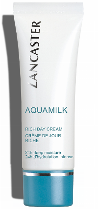 Lancaster Aquamilk Rich Day Cream 50ml
