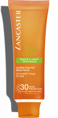 Lancaster Sun Sport Invisible Face Gel SPF30 50ml High Protection