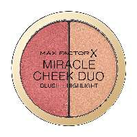 Max Factor Miracle Cheek Duo #020 Peach & Cham 11ml