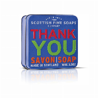 Scottish fine soaps Thank You 1 styck