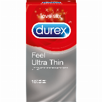 Durex Feel Ultra Thin 10 10 styck