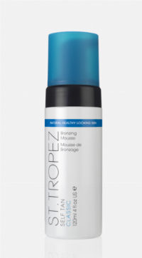 St.Tropez Self Tan Classic Bronzing Mousse 120ml Natural healthy - looking skin