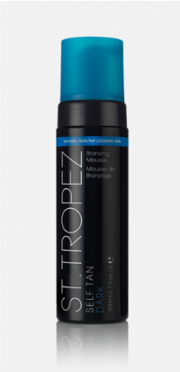 St.Tropez Self Tan Dark Bronzing Mousse 200ml Natural Healty Looking Skin