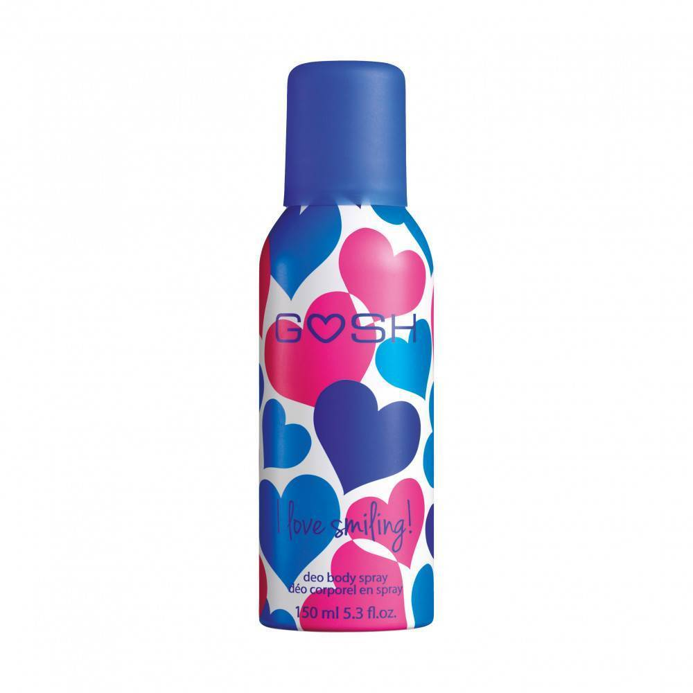 GOSH I LOVE! Kvinna Spraydeodorant 150 ml