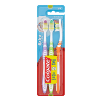 Toothbrush COLGATE extra clean triple pack