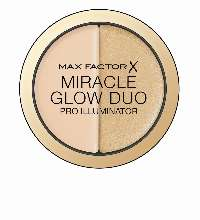 Max Factor Miracle Glow Illuminator Duo #010 Light 11 Gr