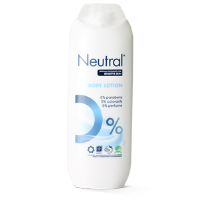 Neutral 0 Procent hudlotion 250 ml Fuktgivande, Näringsgivande